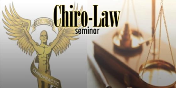 Chiro-Law Seminar